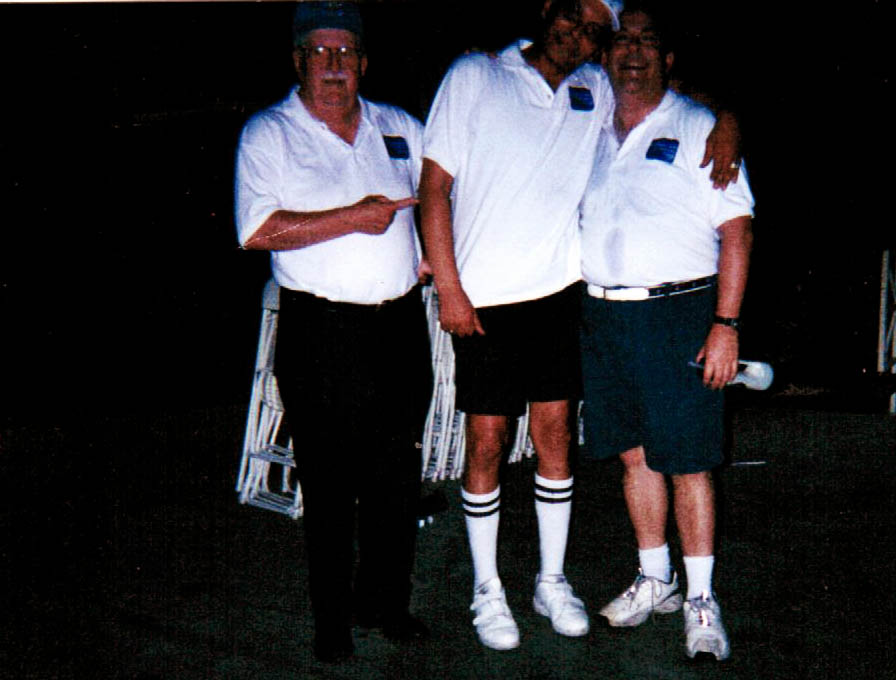 Ray, Billy and Warren